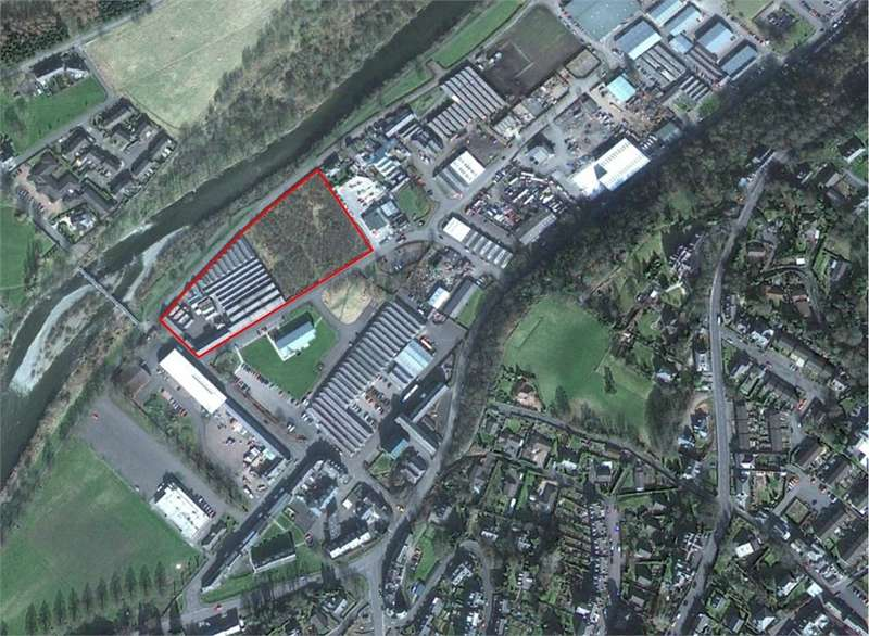 Land Commercial for sale in RESIDENTIAL DEVELOPMENT SITE, Heather Mills, Whinfield Road, Selkirk, Scottish Borders