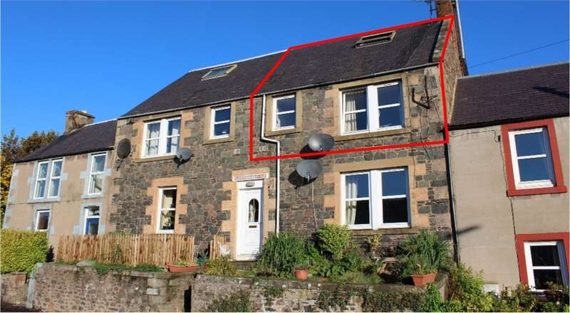 2 Bedrooms Flat for sale in High Street, Earlston, Scottish Borders
