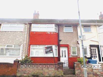 3 Bedrooms Terraced House for sale in Bedford Road, Liverpool, Merseyside, ., L4