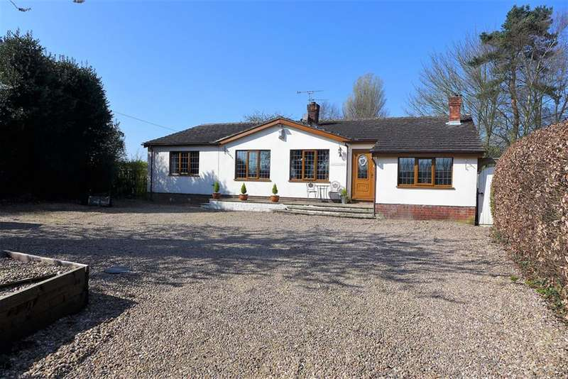 5 Bedrooms Detached Bungalow for sale in Tattershall Road, Kirkby-on-Bain, Woodhall Spa, LN10 6YN