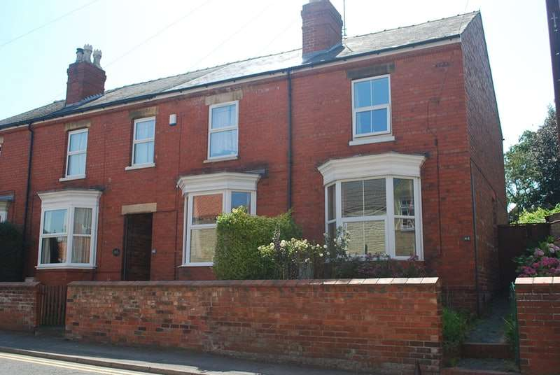 3 Bedrooms Terraced House for sale in Main Road, Washingborough, Lincoln, Lincolnshire, LN4