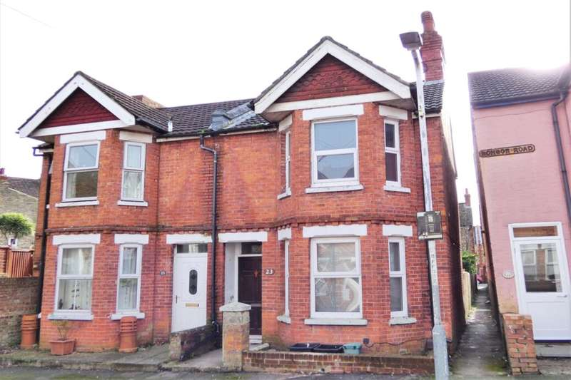 3 Bedrooms Semi Detached House for sale in Bonsor Road, Folkestone, CT19