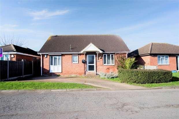 2 Bedrooms Detached House for sale in Buttermere Close, Gillingham, Kent