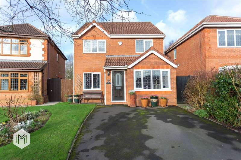 3 Bedrooms Detached House for sale in Bentworth Close, Westhoughton, Bolton, Greater Manchester, BL5