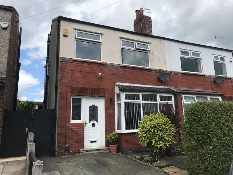 3 Bedrooms Property for sale in Roundhouse Avenue, Wigan, Greater Manchester, WN1 3UG