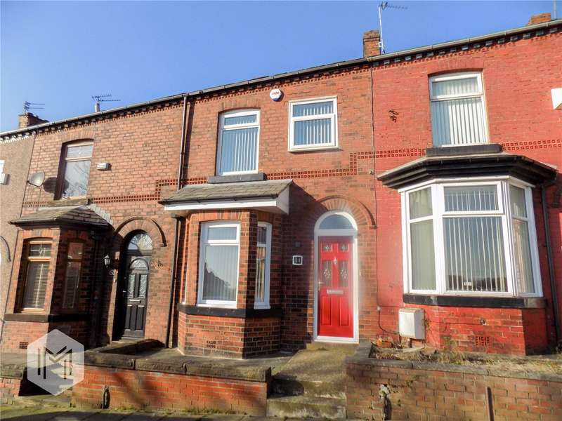 3 Bedrooms Terraced House for sale in Arkwright Street, Horwich, Bolton, Greater Manchester, BL6
