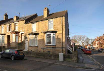 3 Bedrooms End Of Terrace House for sale in Malin Road, Sheffield, South Yorkshire