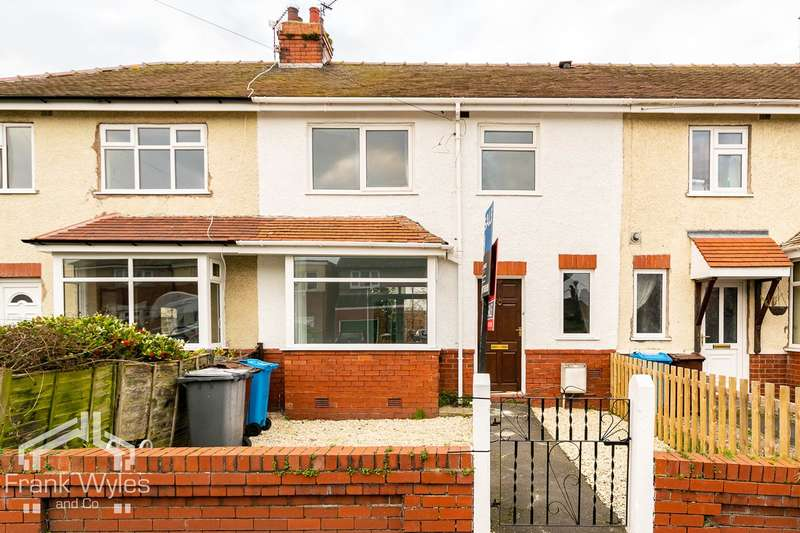 3 Bedrooms Terraced House for sale in Blundell Road, Lytham St Annes, FY8