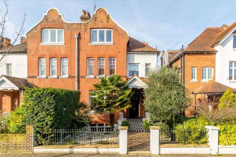 6 Bedrooms House for sale in Holmbush Road, Putney, SW15