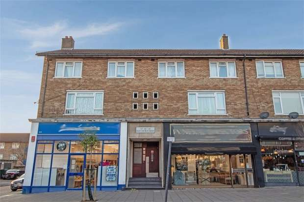 4 Bedrooms Flat for sale in Old Church Road, London