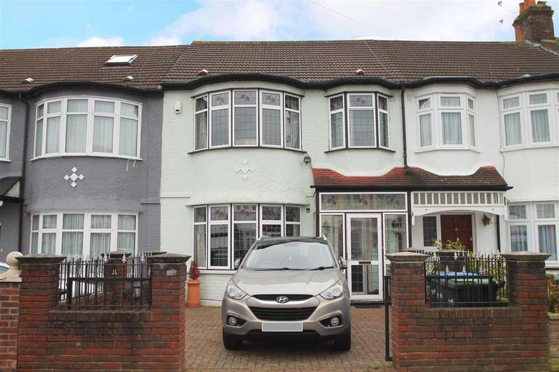 4 Bedrooms House for sale in Madeira Road, London N13