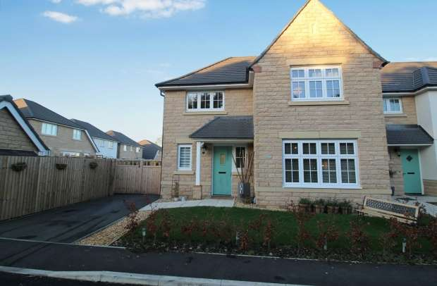 Detached House for sale in Tatton Place, Macclesfield, Cheshire, SK10 2GS