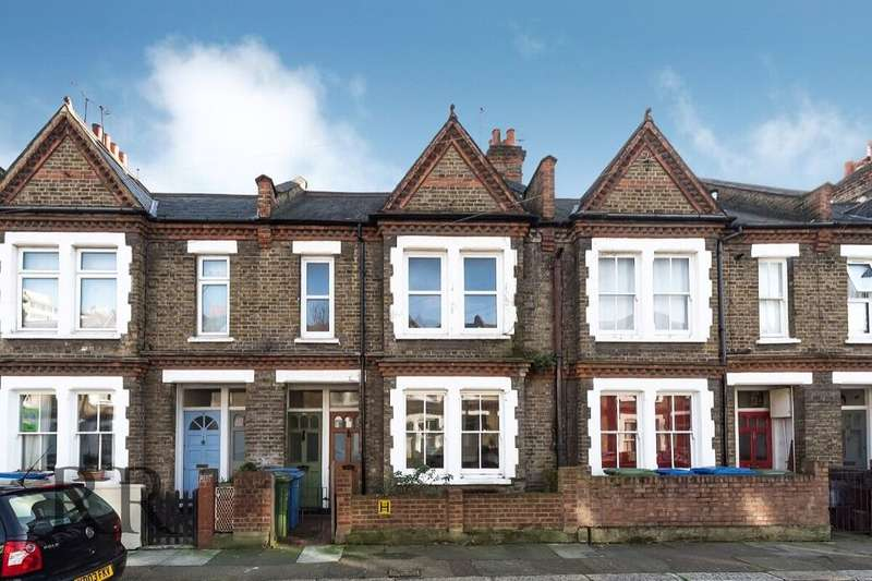 1 Bedroom Flat for sale in Aylesbury Road, London, SE17