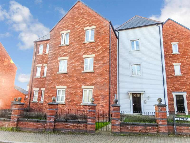2 Bedrooms Apartment Flat for sale in Clement Road, Fulwood