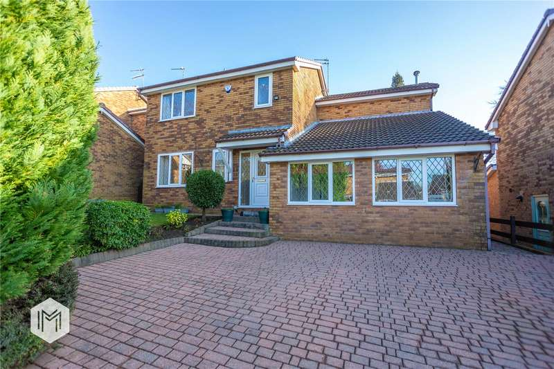 5 Bedrooms Detached House for sale in Braybrook Drive, Bolton, Greater Manchester, BL1