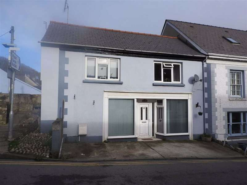 3 Bedrooms End Of Terrace House for sale in High Street, ST DOGMAELS, Pembrokeshire