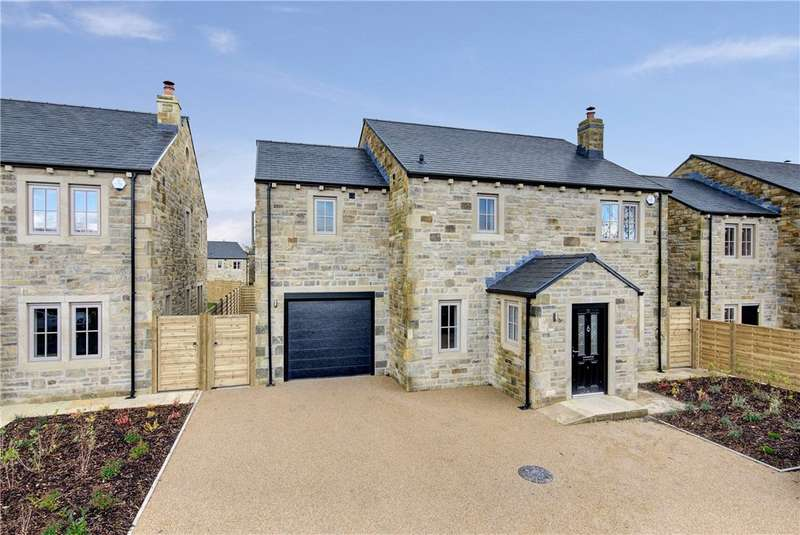 4 Bedrooms Detached House for sale in Higher Raikes Terrace (Plot 47), Skipton
