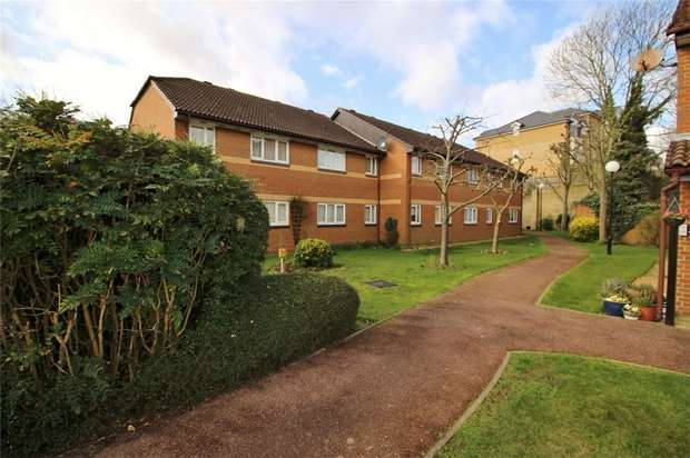 2 Bedrooms Retirement Property for sale in Beck Court, Beck Lane, Beckenham, Kent