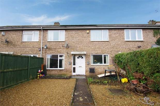 3 Bedrooms Terraced House for sale in Hornsby Road, Grantham, Lincolnshire