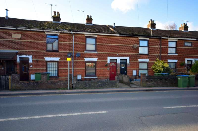 2 Bedrooms House for sale in Botley Road, Park Gate, Southampton, SO31
