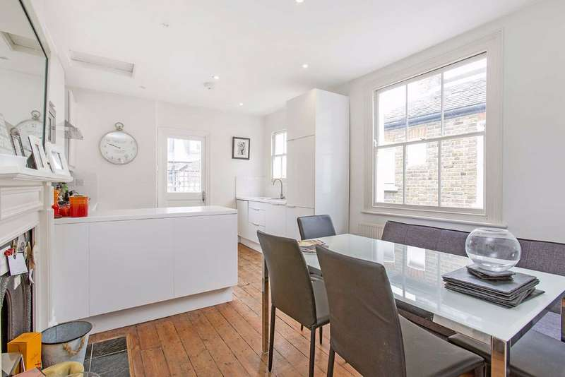 2 Bedrooms Flat for rent in Mandalay Road, Clapham, London, SW4