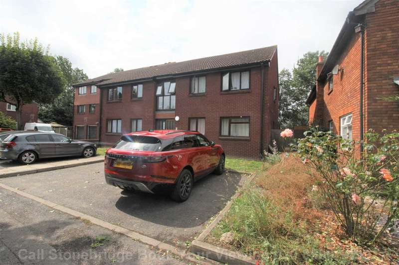 2 Bedrooms Flat for sale in Chichester Road, Beckton, E6