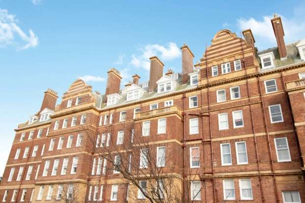 Apartment Flat for sale in Metropole Court, Folkestone, Kent, CT20 2LT