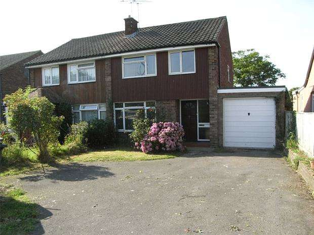 3 Bedrooms Semi Detached House for sale in South Lane, Southbourne, Emsworth