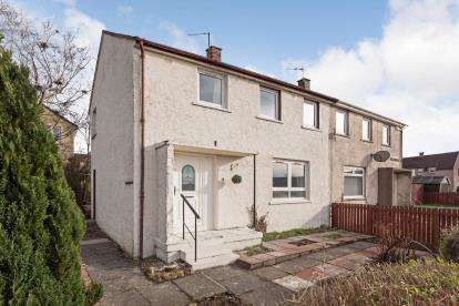 3 Bedrooms Semi Detached House for sale in Church Street, Auchinleck