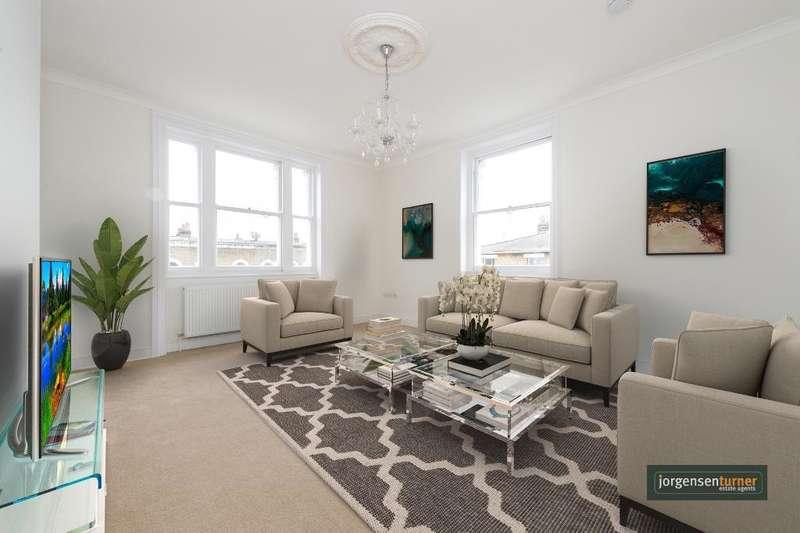 2 Bedrooms Flat for sale in Uxbridge Road, Shepherds Bush, London, W12 8NJ