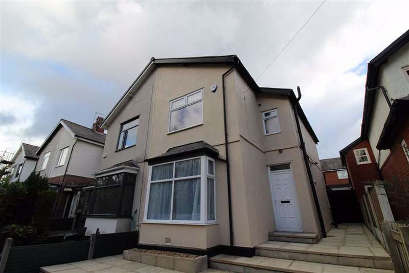 3 Bedrooms Semi Detached House for sale in Nuttall Hall Road, Ramsbottom, Greater Manchester, BL0