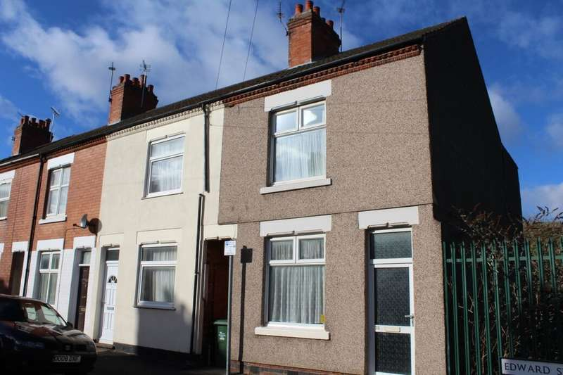 2 Bedrooms Property for sale in Edward Street, Loughborough, LE11