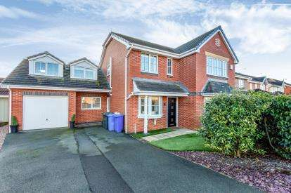5 Bedrooms Detached House for sale in Southworth Way, Thornton-Cleveleys, Lancashire, ., FY5