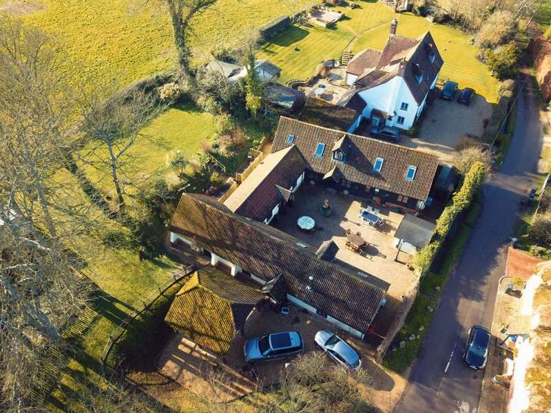4 Bedrooms Detached House for sale in Bloxworth, Wareham, BH20 7EF