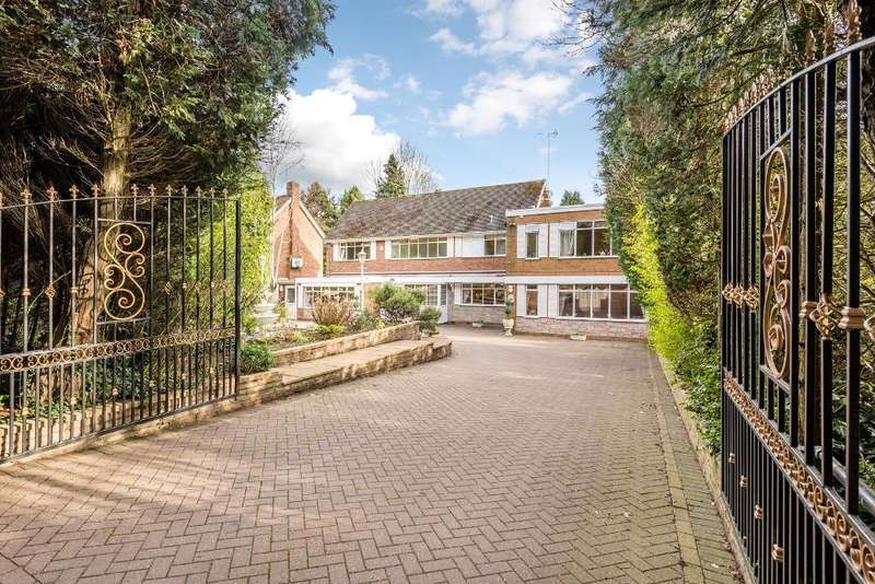 7 Bedrooms Detached House for sale in Hagley Road West, Harborne, Birmingham, B17 8AL
