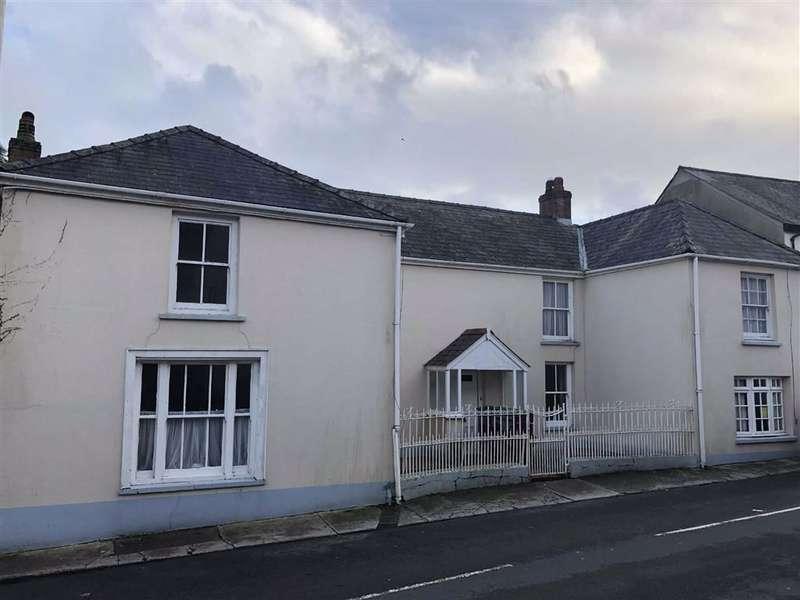 5 Bedrooms House for sale in Llansteffan, Carmarthen