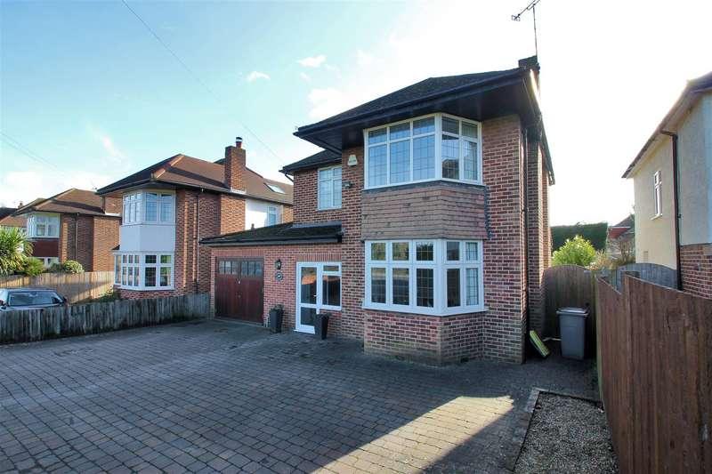 3 Bedrooms Detached House for sale in Bradbourne Vale Road, Sevenoaks