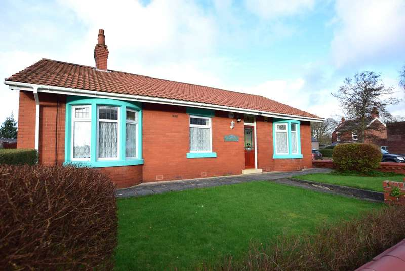 3 Bedrooms Detached Bungalow for sale in `Eastfield` Mellor Road, Kirkham, PR4 2HP