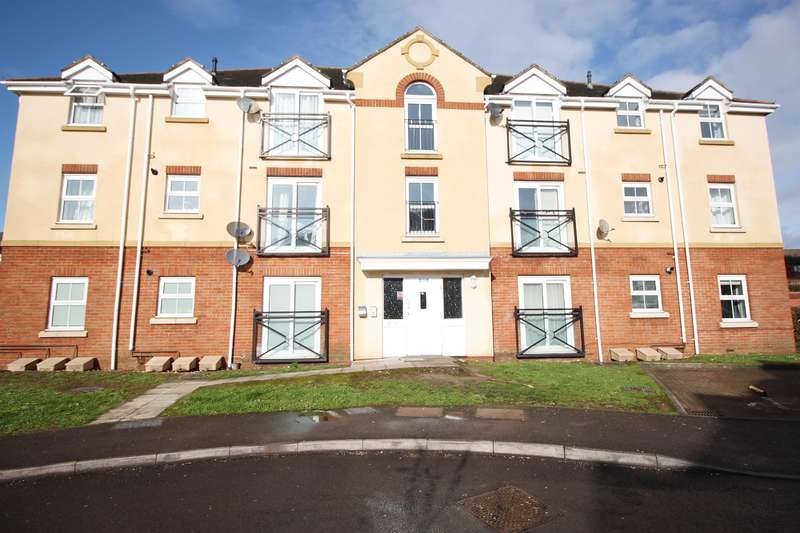 2 Bedrooms Ground Flat for sale in Chadwick Way, Hamble, Southampton, SO31 4FD