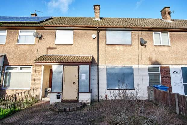 3 Bedrooms Terraced House for sale in Abberley Road, Liverpool, L25