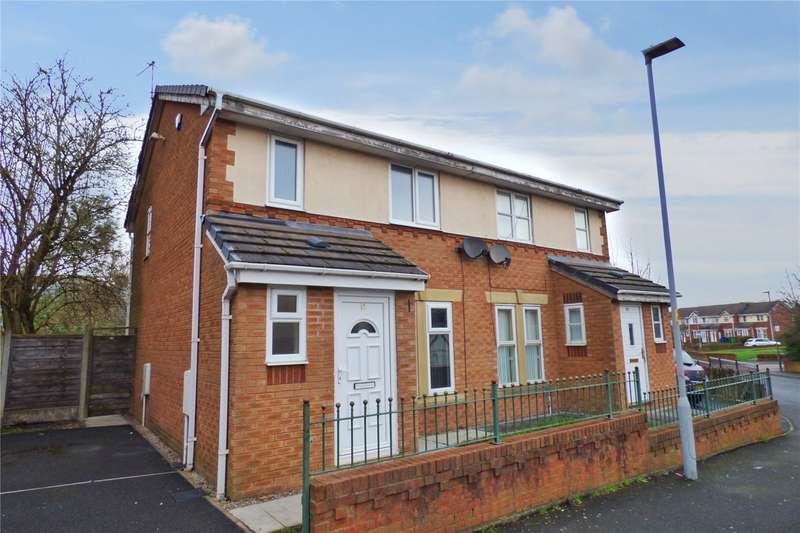 3 Bedrooms Semi Detached House for sale in Mapledon Road, Moston, Manchester, M9