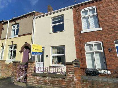 3 Bedrooms Terraced House for sale in Chapel Street, Ibstock, Leicestershire