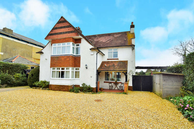 4 Bedrooms Detached House for sale in Ashey Road, Ryde