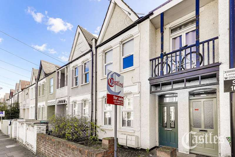 2 Bedrooms Flat for sale in Sirdar Road, Wood Green, London, N22