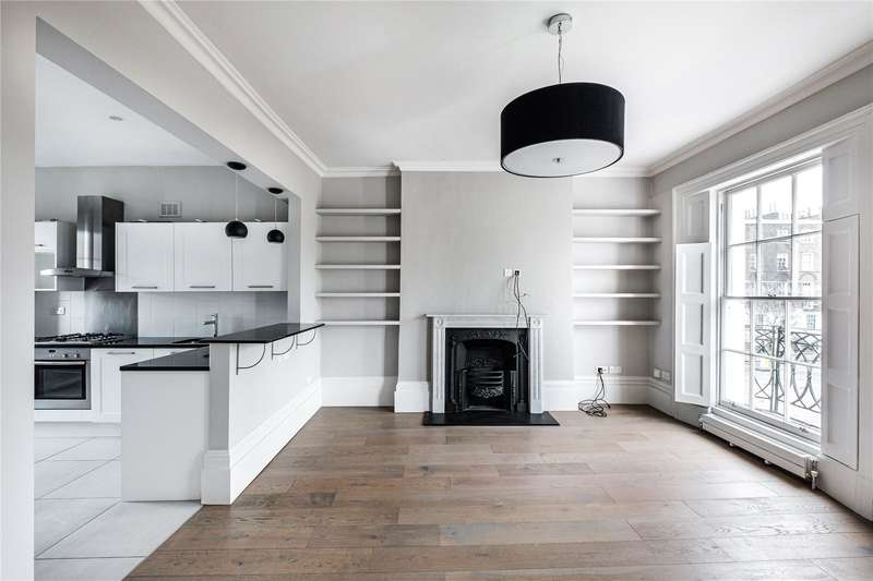 2 Bedrooms Flat for sale in Claremont Square, London, N1
