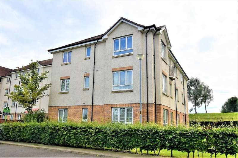 2 Bedrooms Flat for sale in Burte Court, Bellshill, ML4