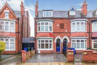 4 Bedrooms End Of Terrace House for sale in Buckingham Road, Doncaster