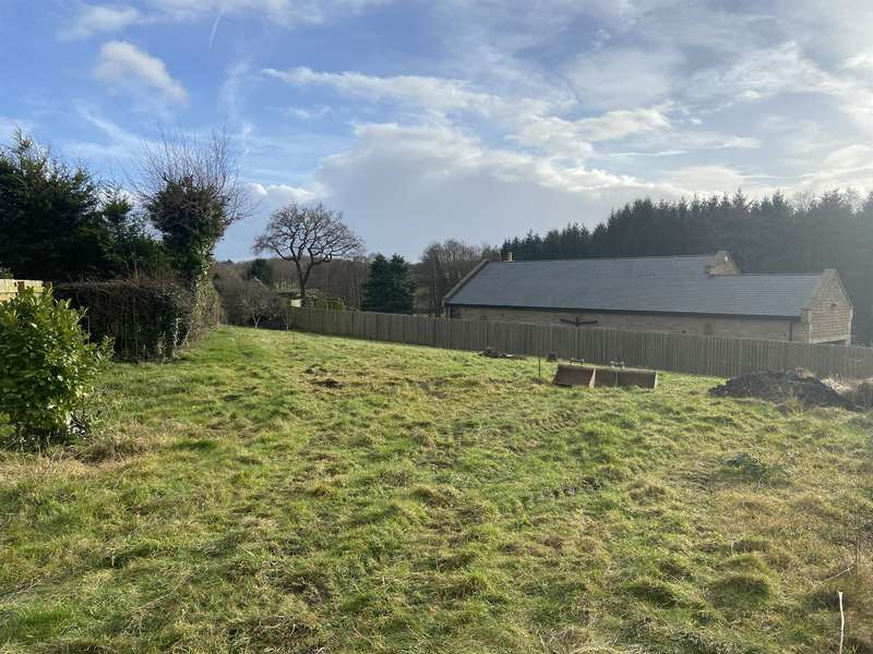 2 Bedrooms Plot Commercial for sale in Nethermoor Road, Wingerworth, Chesterfield, S42 6LW