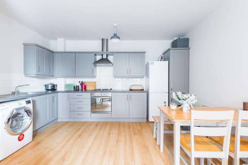 2 Bedrooms Flat for sale in Crouch End Hill, Crouch End, N8