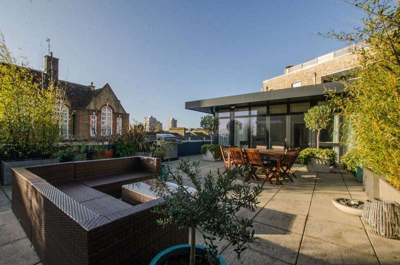 3 Bedrooms Flat for sale in Boyson Road, Walworth, SE17